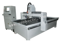 SENKE cnc router wood/kitchen/cabinet/door/glass/acrylic/used cnc wood carving machine