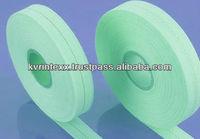 decorative ribbon gluing