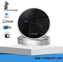 fashion smart wifi wireless 2way audio intercom ONVIF hidden wireless ip camera cube alarm p2p 128gb