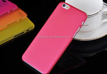hot selling ultra thin matt surface 0.3mm cellphone case phone shell