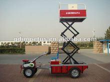 3.5 m altura de elevação plataforma para o trator de passeio