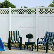Plastic Portable Privacy Fence/guardrail with high quality