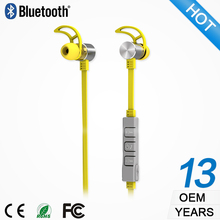 2015 new product wireless bluetooth single ear headset mobile phone
