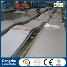 321 NO.4 stainless steel plate