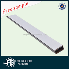 metal chrome square pipe for support/ stanchion strut