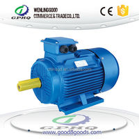 Y2 series three-phase ac induction 16 hp motor