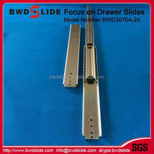 BWD3076A-24 Hot Sale Chest of Concealed Drawer Slides - 16""