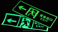 luminescent board , glow in the dark board, photoluminescent board