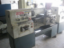 used metal lathe machine for sale C6232 750mm