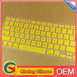 OEM exported netbook silicone keyboard cover
