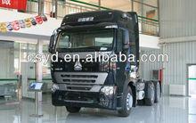 Hot sale SINOTRUK HOWO A7 6x4 Tractor truck 336HP EURO 3