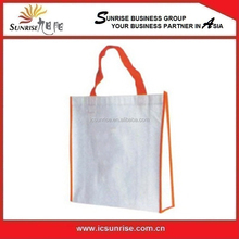 Plain Textured Non-Woven Tote Bag