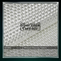 automotive parts fiberglass woven roving