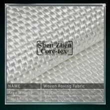 automotive parts fiberglass woven roving