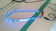 5m/roll built-in ic ws2812b led flexible strip light for decorative