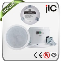 ITC IP-S508 Series Top Rated High Sound Quality IP Network POE Speaker