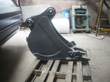 excellent quality spare parts digger attachment of standard bucket