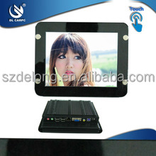 7 inch General Touch Open Frame Touch Screen Monitor Touch Monitor
