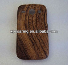Wooden skin back cover case for Samsung Galaxy Core i8260 i8262