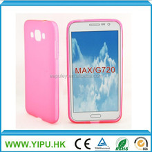 Factory wholesale for samsung G7200/MAX tpu moblie phone case