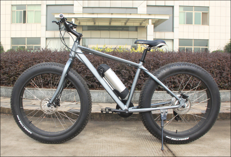 2015 popular 350W electric bike with fat tyres