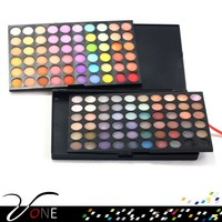 Wholesale cosmetic,120 color high quality eye shadow palette