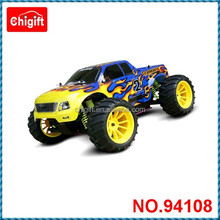 1/10 scale 94108 HSP Tyrannosaurus 4x4 RC Nitro Monster Truck