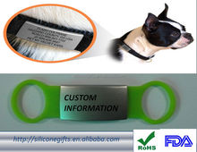QR Code Pet ID Tag Accessory /Smartphone GPS Tracking