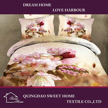 Home Textile 3d Bedding Set Brand New Products