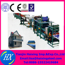 aluminum plastic composite panel production line