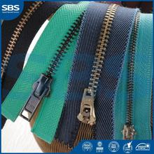 SBS brand zipper ,waterproof zipper for water ball,Hot selling 12# nylon zipper Open-end for bags