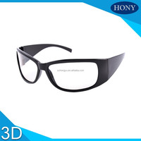mobile 4D,5D,6D Cinema Use Circular Polarized Glasses
