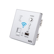 192.168.1.1 virtual router 86 panel for 3g wifi in wall 110-250v