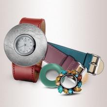 2015 Top Sale Japan Movt Quartz Watches Ladies Crystal
