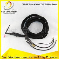 Water Cooled WP-18P TIG Welding Torch