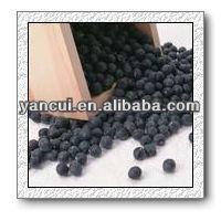 Black soybean hull PE