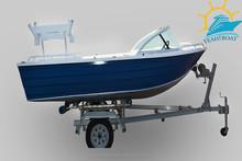 aluminium fishing vessel trawler runabout