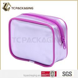 Practical PVC Plastic Cosmetic Case