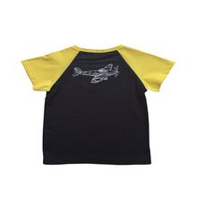 Breathable design children handsome boys cotton T-shirt
