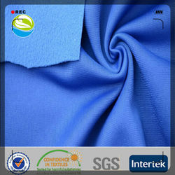 100% polyester one side brushed super poly fabric price