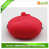 China Wholesale High Quality small cute silicone coin purse