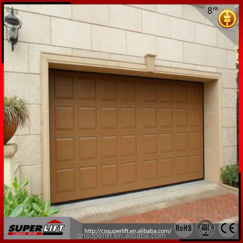 Whosales seccional puerta de garaje autom tica en china - Puerta de garaje automatica ...