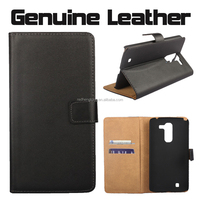 Geniune Wallet Leather Cell Phone Case for LG G Pro2 F350