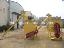 Livestock feed mill equipment line for large breeding companies