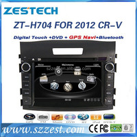 ZESTECH 2 din for Honda CRV car dvd player with gps navigations with RDS, canbus, gps antena,USB cable..