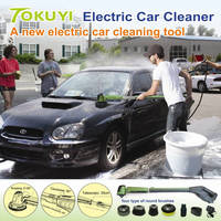 Wholesale high quality rechargeable battery powered electric car cleaner