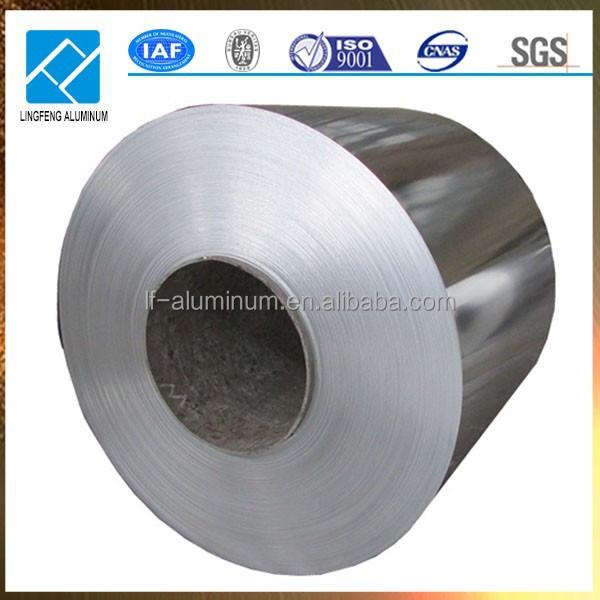 China Manufacturer High Quality Aluminium Gutter Coil