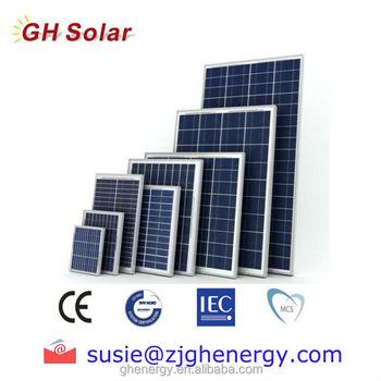 10w 50w 80w 100w 200w 300w solar panel