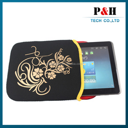 tablet bag neoprene material for ipad 1 for ipad 2 for ipad 3 for ipad 4