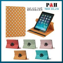 2015 new case for ipad air 2 retro flip leather case